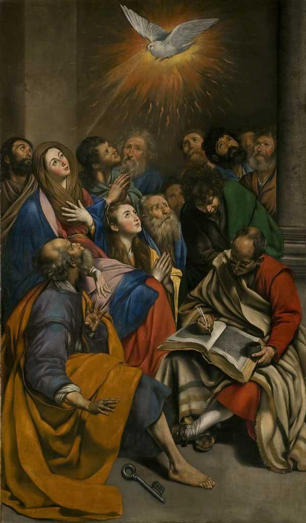 Kršćanski običaji: Devetnica Duhu Svetom