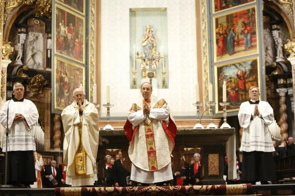 """Prelado del Opus Dei: """"Alejemos de nosotros la tentación de juzgar, la de ser personas que crean una barrera entre los demás y nosotros"""