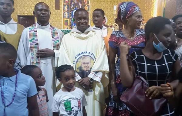 Opus Dei - Saint Josemaria in Nigeria
