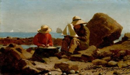 Winslow Homer (1836 – 1910)