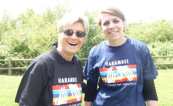 Marie-Noëlle Muller et Anne-Claire Pons