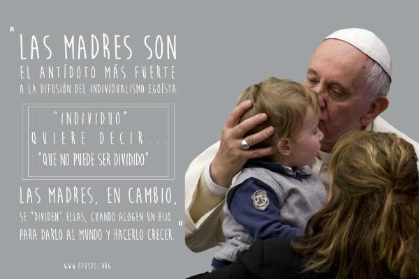 10 Reflexiones Del Papa Francisco Sobre La Familia Opus Dei