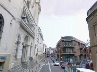 El carrer de l'Oblit actualment.