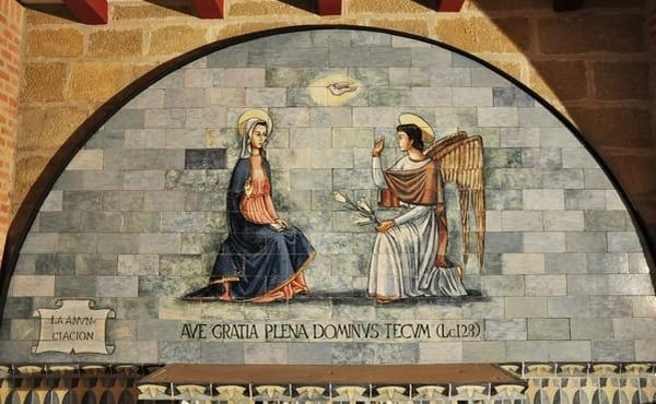 Opus Dei - Viešpaties Apreiškimas Švč. Mergelei Marijai