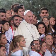 ماذا قال البابا للشباب؟