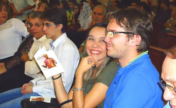 Missa em Fortaleza