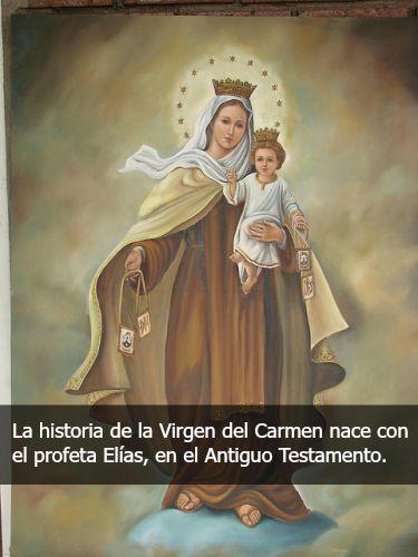 Fiesta 16 De Julio Virgen Del Carmen Opus Dei