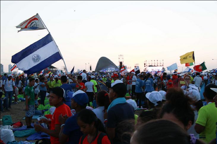 Unas 600,000 personas acudieron a la vigilia con el Papa en la JMJ 2019. Foto: Panamá 2019