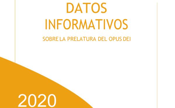 Opus Dei - Datos Informativos sobre el Opus Dei en España (2020)