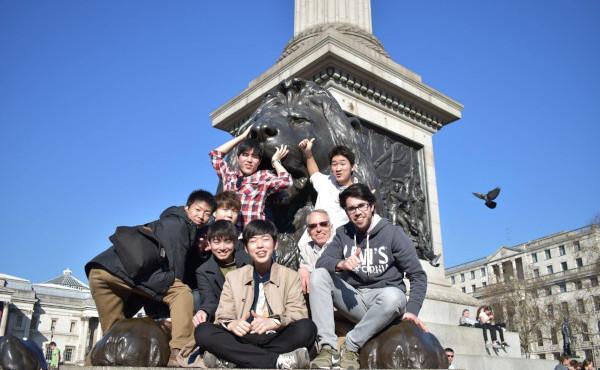 Del Japó a Londres, Barcelona i Roma