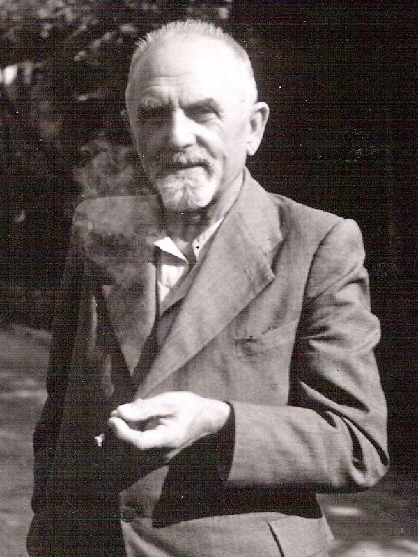 Federico Zweifel, el abuelo de Toni