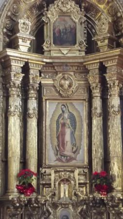 Original Basilica of Our Lady of Guadalupe, Mexico