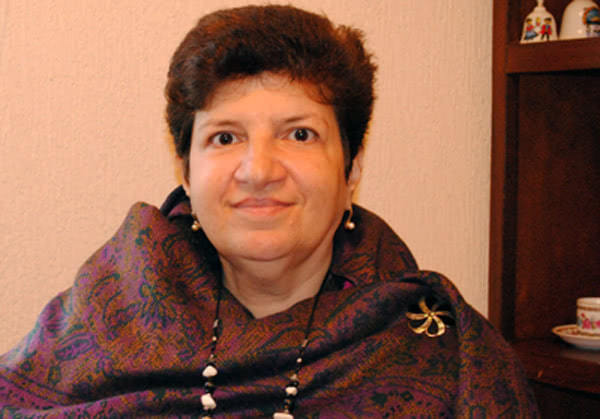 Marcela Navarro vivió en Roma, cerca del Beato Álvaro, por siete años.