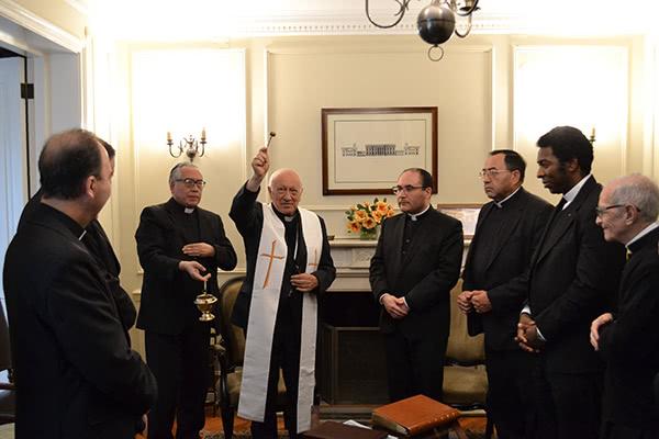 El Cardenal Ricardo Ezzati hizo un llamado a rezar por las vocaciones sacerdotales.