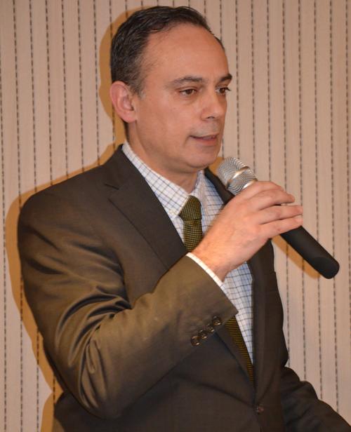 De directeur van Narval