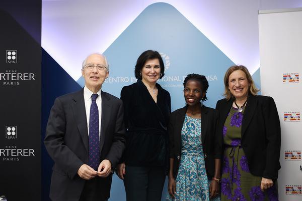 Opus Dei - Harambee, conscient de l'importance de la santé rurale en Afrique