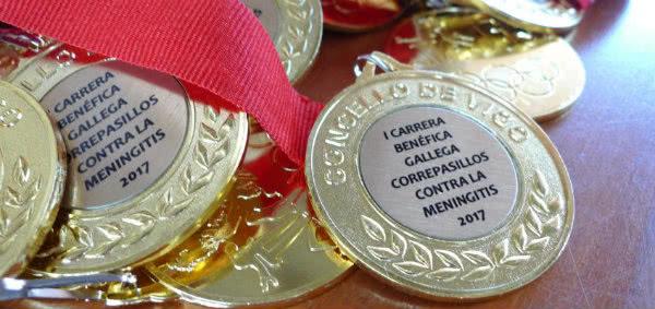 La entidad recauda fondos gracias a un evento anual que se ha convertido en un clásico en la ciudad de Vigo: la Carrera Benéfica de Correpasillos.