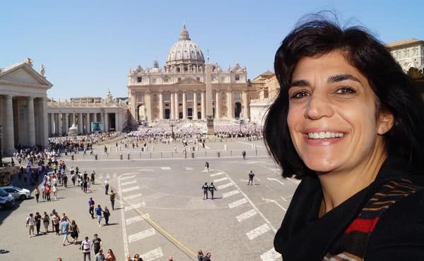 Patricia Schroeder es uruguaya, periodista y madre de siete hijos.