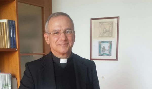 Javier López Díaz, profesor de Teología en la Universidad de la Santa Cruz (Roma).