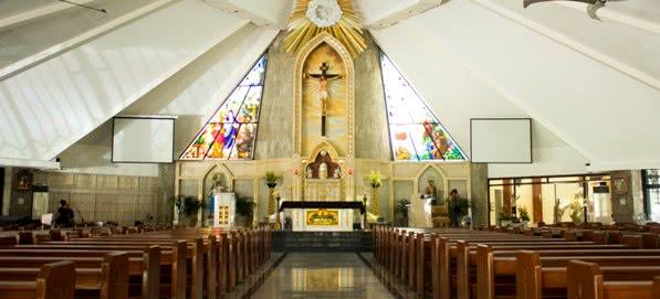 June 26, 6:45 am - Presentation of the Child Jesus Parish Church, BF Homes 3. Bishop Jesse Mercado