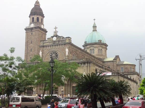 June 26, 2019. 6:00 pm. Manila Cathedral, Intramuros, Manila. Bishop Isabelo Abarquez (Calbayog)