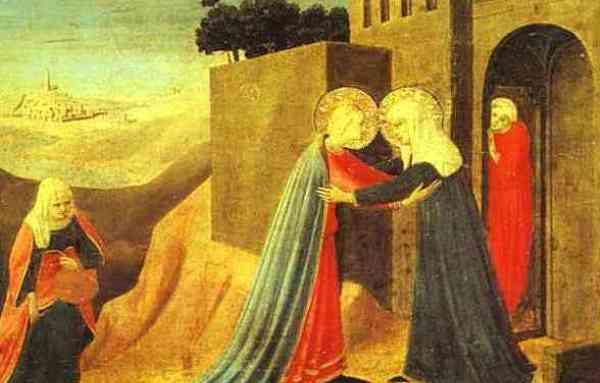 Opus Dei - Life of Mary (VI): Visitation to Saint Elizabeth