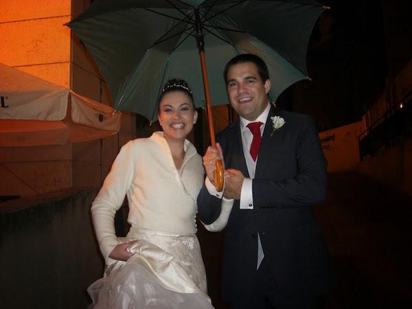 I fire år lot de forskjellige bekymringer komme i veien: men til slutt ble det bryllup!