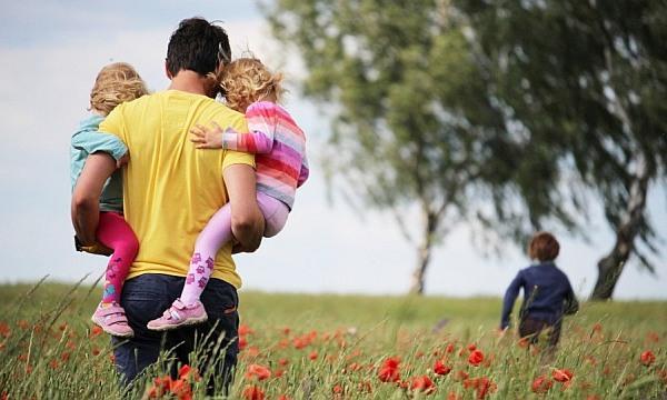 Freundschaft zwischen Eltern und Kindern - entscheidend ist die Liebe