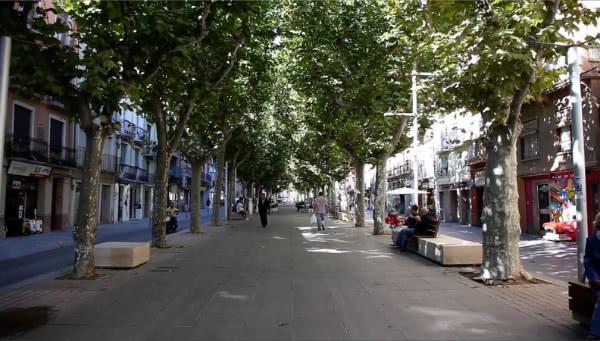 Barbastro. Foto: rutadesanjosemaria.es