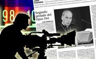 El fallecimiento del prelado del Opus Dei, en los medios de comunicación