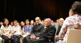 Opus Dei prelaatti vierailee Suomessa
