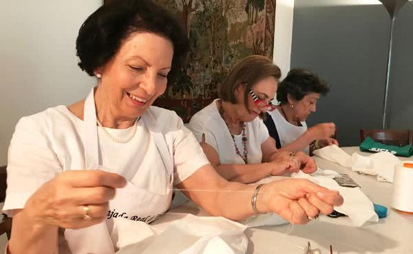 Ornamentos en Chile para el Papa Francisco y 178 obispos