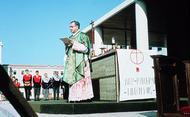 """""""Die Welt leidenschaftlich lieben"""": Der 50. Jahrestag einer Predigt"""