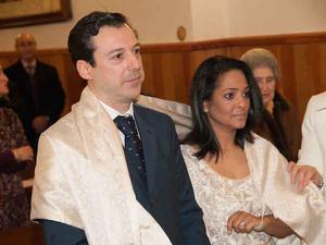 Att gifta sig har varit ett stort äventyr