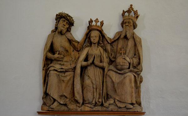 Opus Dei - Jungfru Marias kröning