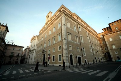Universidad de la Santa Cruz (Roma)