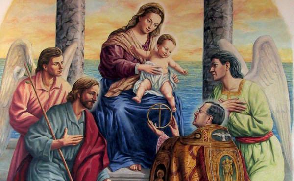 Opus Dei - San José en la vida cristiana y en las enseñanzas de san Josemaría