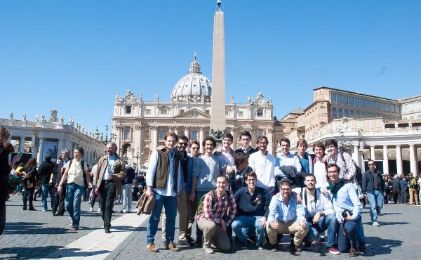 Opus Dei - Univ 2015: amicizia e cittadinanza