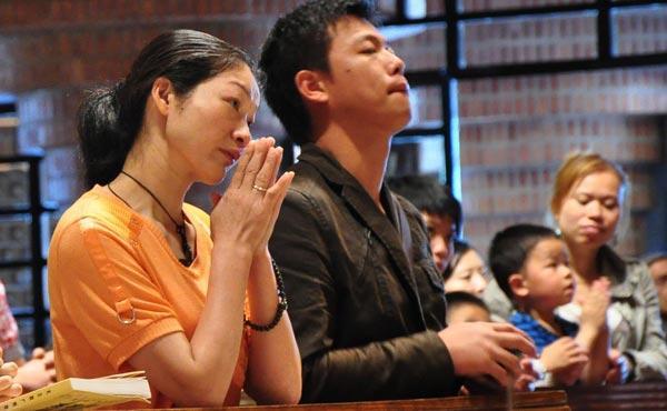 A oração, uma conversa amorosa com Jesus
