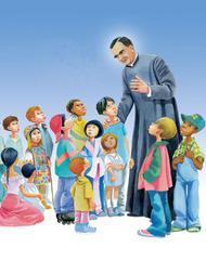 Prière à saint Josémaria pour les plus petits