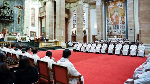 5 maggio 2018, 31 nuovi sacerdoti