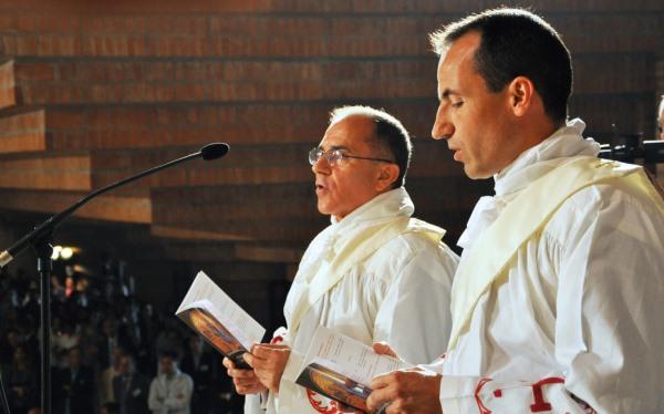 Opus Dei - Urob zo svojho života úplné sebadarovanie