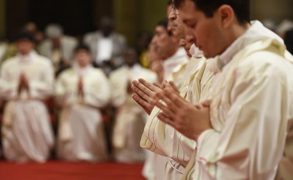 """Ordinations sacerdotales: """" Dieu est toujours un gage d'avenir """""""