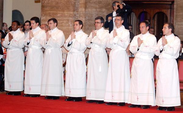 Opus Dei - La joie du prêtre est un bien pour toute l'Eglise