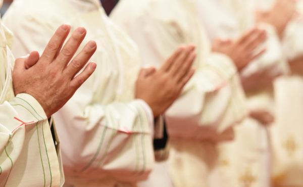 5월 22일에 거행되는 사제 서품식