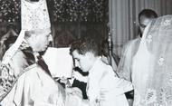 Aniversário de sacerdócio de D. Javier Echevarría