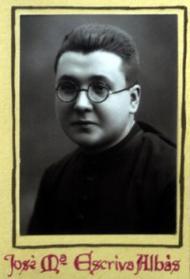 Nota necrológica de Somoano escrita por S. Josemaria