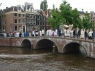 Oecumenische toenadering bij Amsterdamse sacramentsprocessie