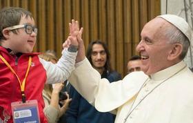 Paavin kirje nuorille (13.01.2017)