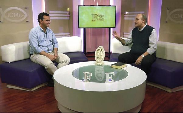Opus Dei - Entrevista al director del Centro Educativo Los Pinos en ICMtv